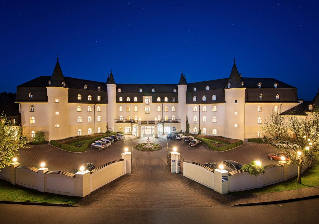 Exkluzivní pobyt a wellness v Zámeckém resortu SEN