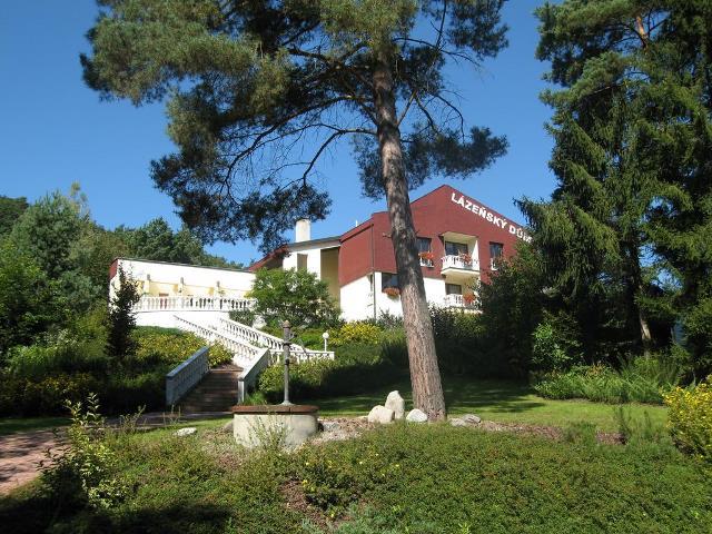 Penzion Lázeňský dům – ubytování u sirných lázní Smraďavka