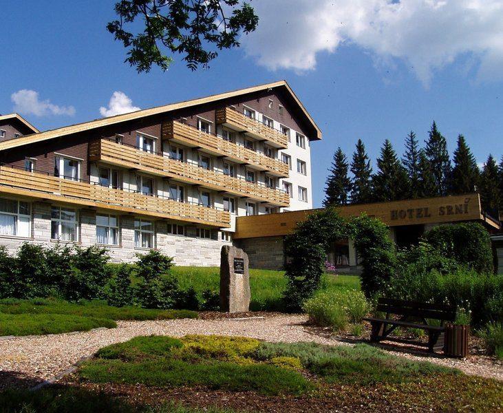 Wellness pobyt pro dva na Šumavě v hotelu Srní